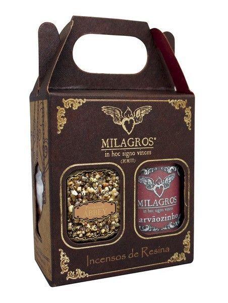 Mini Kit Incenso Prinknash Abbey