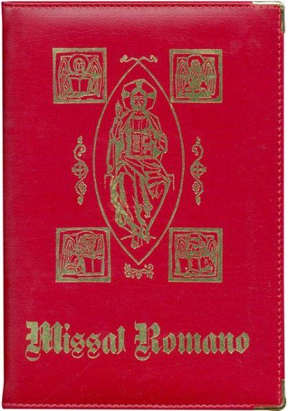 Missal Romano - Luxo