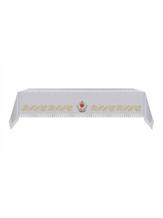 Toalha de altar Apostolado da oração