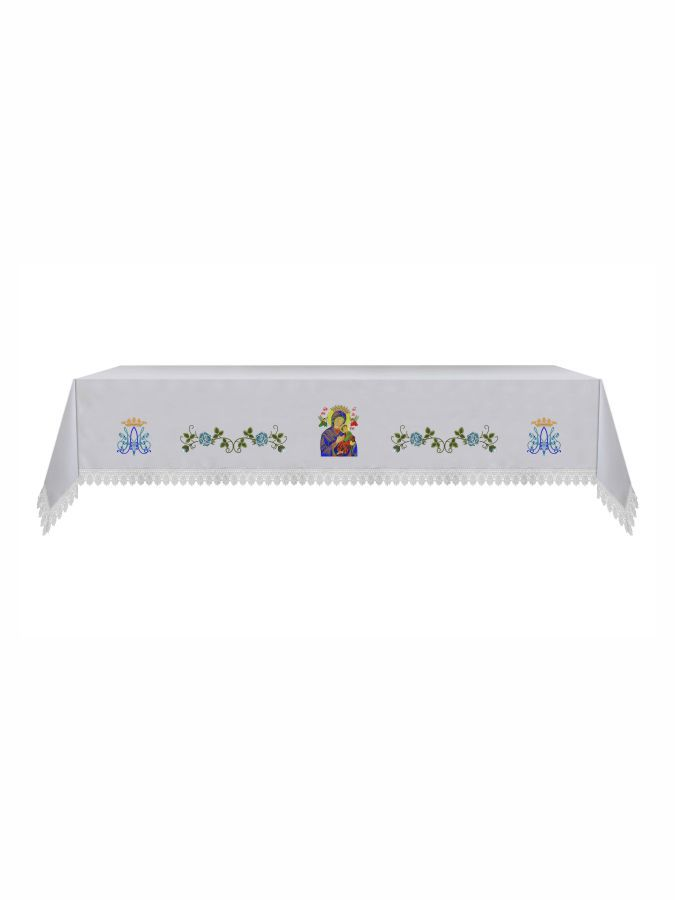 Toalha de Altar - Nossa Senhora do Perpétuo Socorro