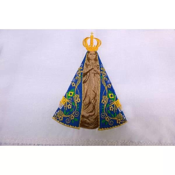 Toalha para altar - N. Sra Aparecida