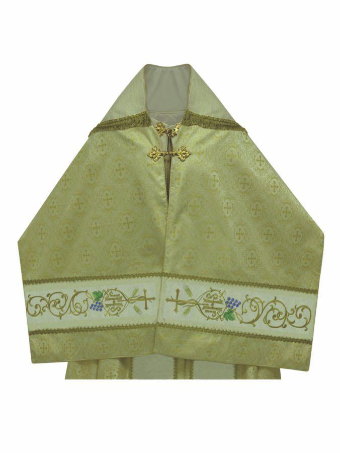 Véu Umeral para Benção do Santissimo com Pedras Swarovski 601.2100