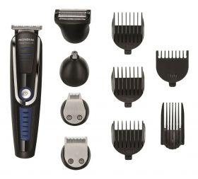 Aparador de Pelos Mondial Super Groom 10 em 1 BG-03 Para Cabelo, Barba e Corpo - Bivolt