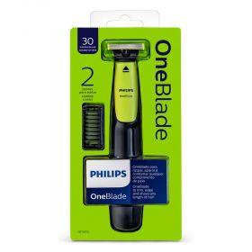 Barbeador Elétrico Philips OneBlade QP2510/10