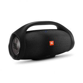 Caixa de Som Portátil JBL Boombox Bluetooth - Preta