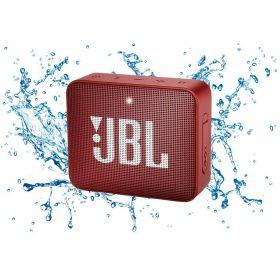 Caixa de Som Portátil JBL GO 2 Bluetooth - Vermelha