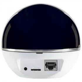 Câmera De Video Segurança  Intelbras IC7 Wi-Fi Full HD Pan 360
