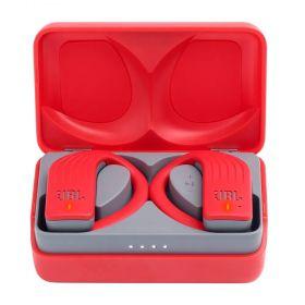 Fone de Ouvido Bluetooth In Ear JBL Endurance Peak - Vermelho