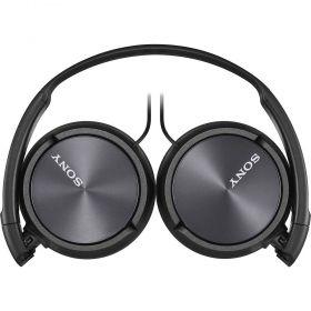 Fone de Ouvido Headphone com Microfone Sony MDR-ZX310AP - Preto
