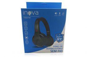 Fone de Ouvido Inova FON-6708 Bluetooth