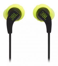 Fone de Ouvido JBL Bluetooth Endurance Run BT à Prova d'Água E Suor Para Prática de Esportes - Preto/Amarelo