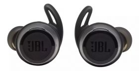 Fone de Ouvido JBL Bluetooth Reflect Flow à Prova d'Água Com 30h de Bateria - Preto