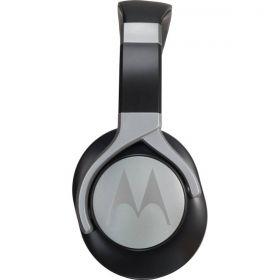 Fone De Ouvido Motorola Estereo Pulse Max, Cabo Destacável 1,2m Com Microfone - Preto