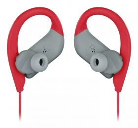 Fone de Ouvindo JBL Endurance Sprint Bluetooth In Ear - Vermelho