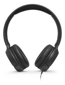 Fone de Ouvido JBL Tune 500 Com Fio - Preto