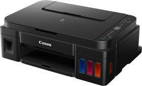 Impressora Multifuncional Canon Pixma Maxx G3111 Com Tanque de Tinta, Wifi e Scanner
