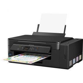 Impressora Multifuncional Epson EcoTank L495 Jato de Tinta Wi-Fi