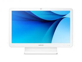 """PC All In One Samsung Intel Celeron 3865U 4GB RAM 500 GB Tela Full HD 21.5"""" Windows 10 Essential E1 DP500A2M-KW1BR"""