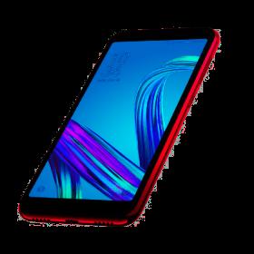 Smartphone Asus Zenfone Max (M3) 64GB Dual 4G 4GB RAM Câmera Dual 13MP+8MP Tela 5.5 - Vermelho