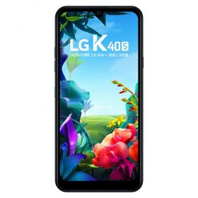 Smartphone LG K40s 32gb 3gb Ram Dual Tela de 6.1