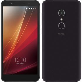 """Smartphone TCL L9 16gb DTV Dual Tela de 5.3"""" 4G Câmera de 13MP Android Oreo - Preto"""