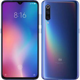 """Smartphone Xiaomi Mi 9 64gb 6gb Ram Dual Tela de 6.39"""" 4G Câmera Tripla de 48+16+12MP Versão Global - Azul"""