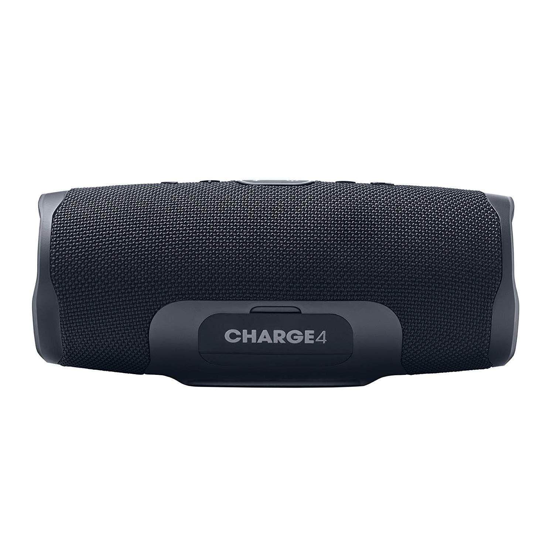 Caixa de Som Portátil JBL Charge 4 Bluetooth - Preta