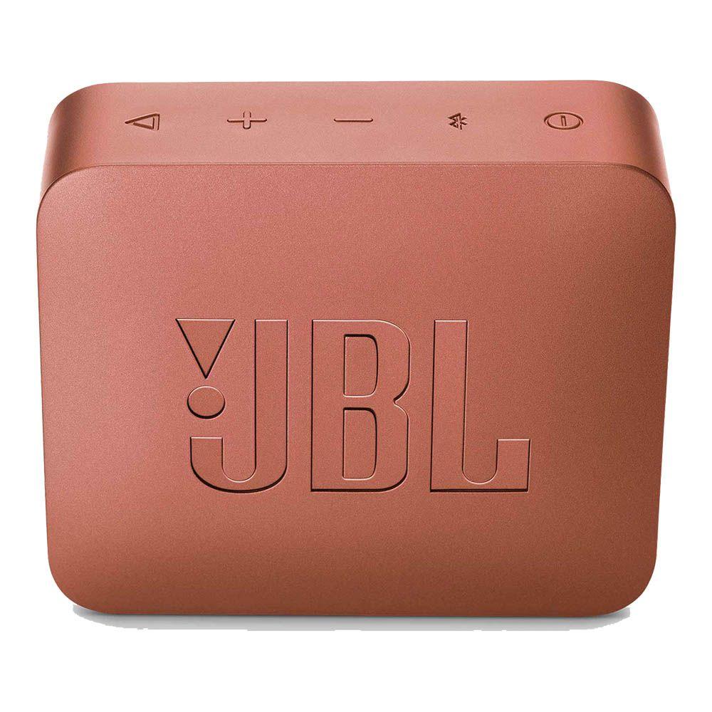 Caixa de Som Portátil JBL GO 2 Bluetooth - Orange