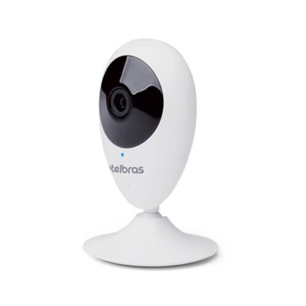 Câmera De Segurança Intelbras Wi-Fi HD - Ic3 - Branca