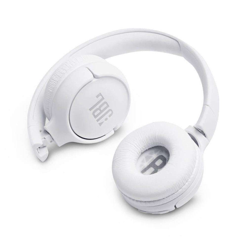 Fone de Ouvido Bluetooth JBL Tune 500BT - Branco