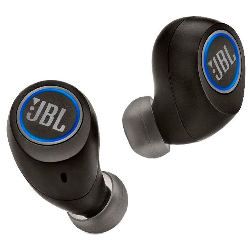 Fone De Ouvido Bluetooth JBL Free X - Preto