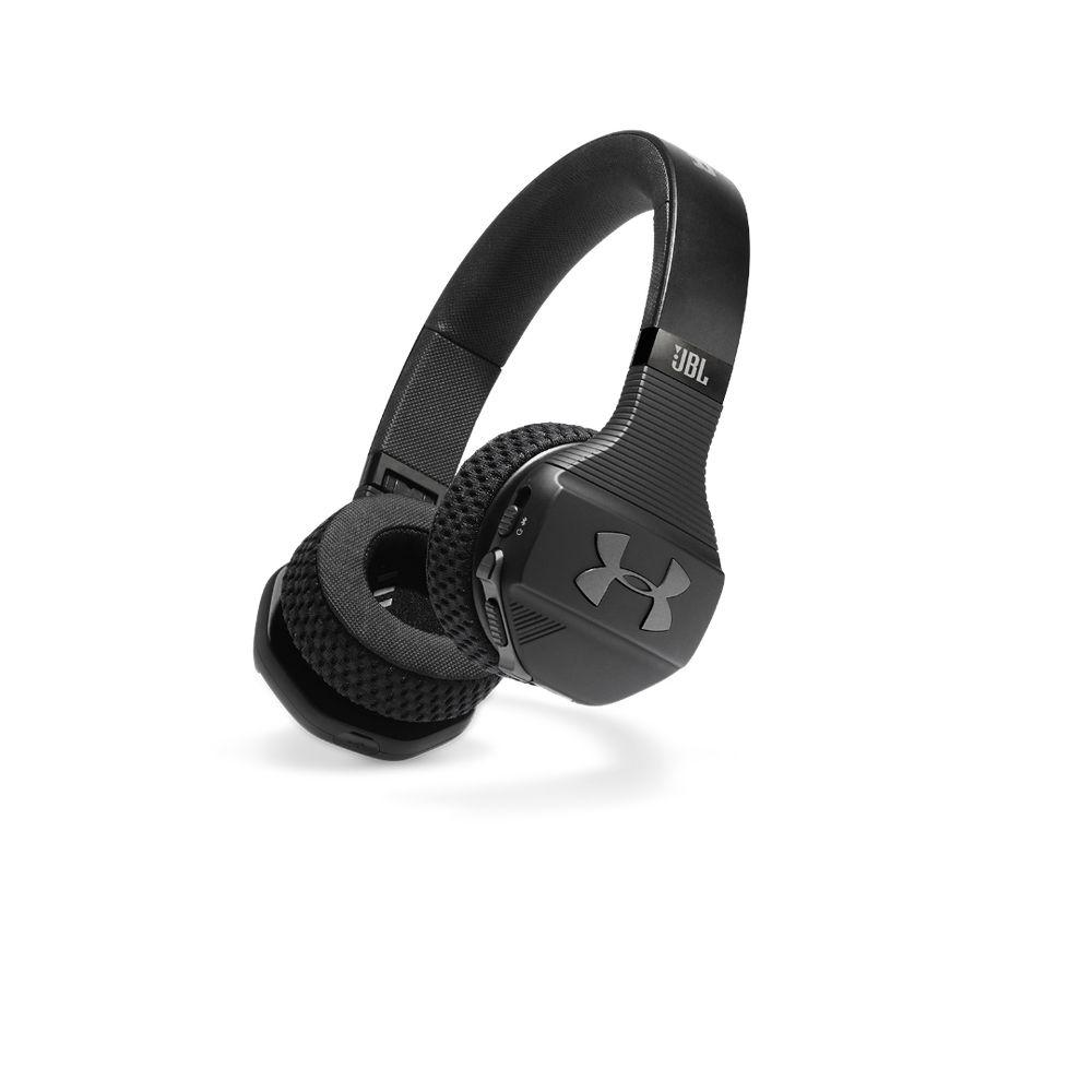 Fone de Ouvido Bluetooth JBL Wireless Under Armour Ua Train Esportivo Headset - Preto