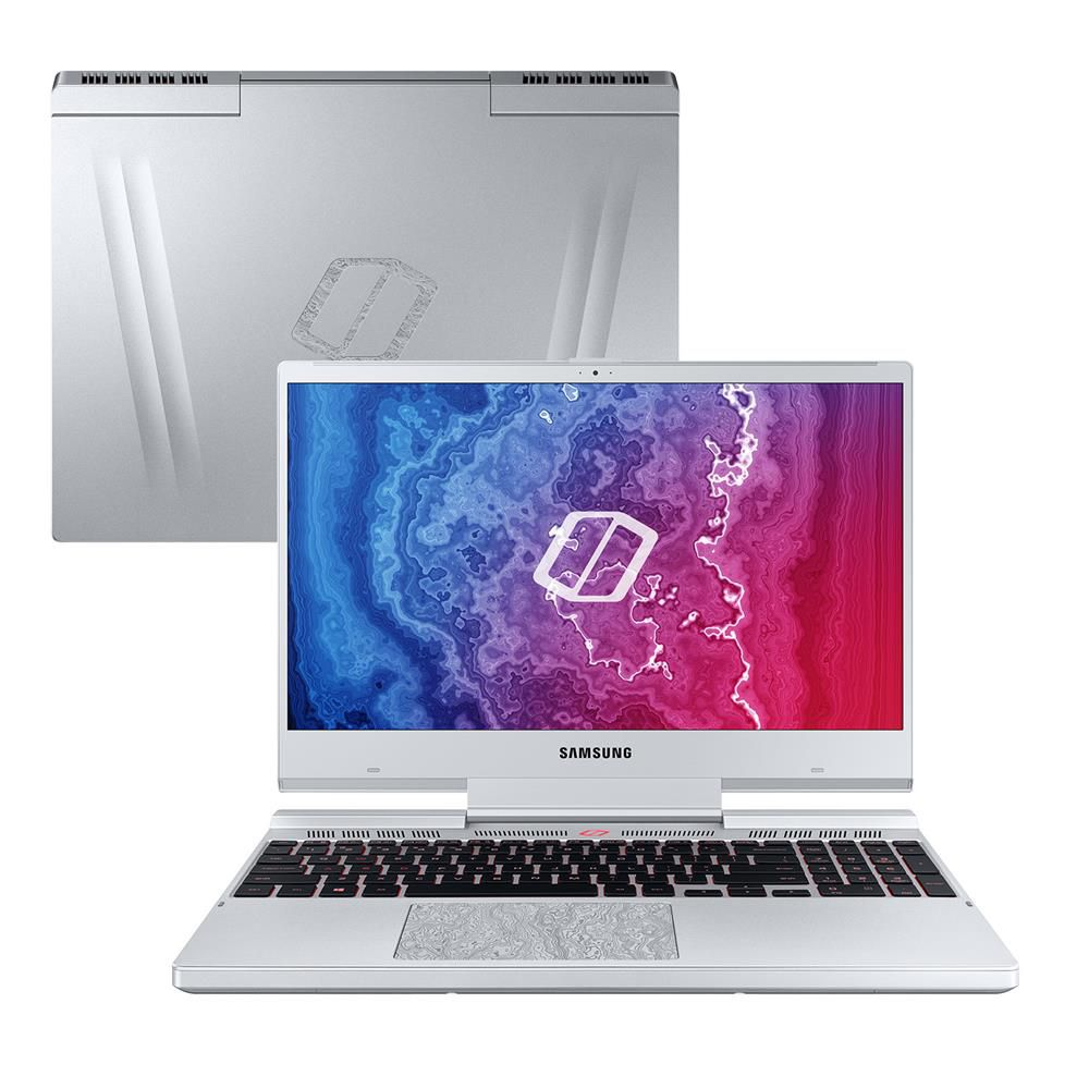 "Notebook Gamer Samsung Core i5-9300H NVIDIA GeForce GTX 1650  8GB 1TB Tela Full HD 15.6"" Windows 10 Odyssey NP850XBD-XG1BR"