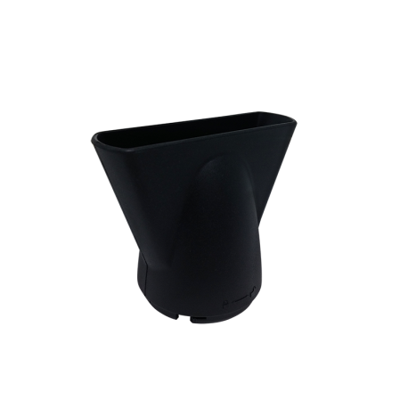 Secador Gama Italy Eleganza 2.300 Ceramic Ion  2000w 220V - Preto