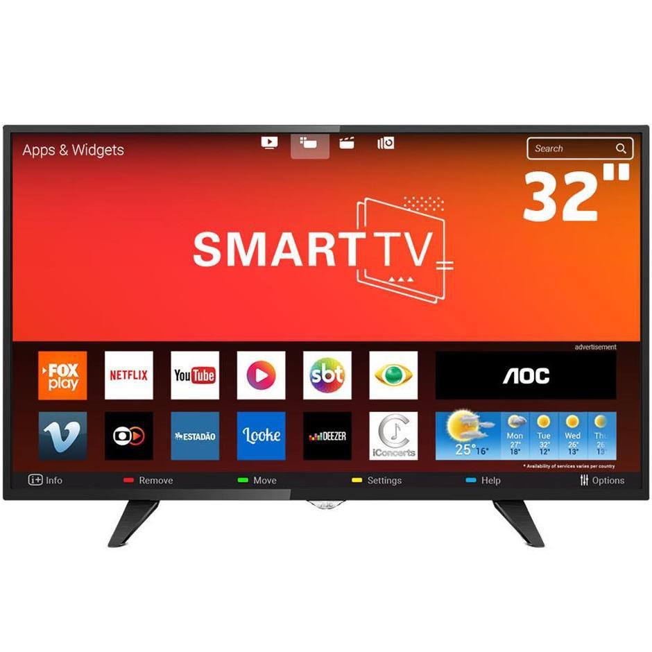 3b13f0a16 Smart TV LED 32