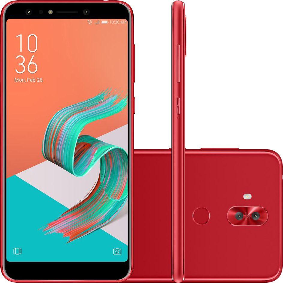f7276b3ce Smartphone Asus Zenfone 5 Selfie 64GB Dual Chip Tela 6