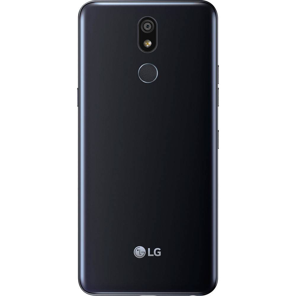 """Smartphone LG K12+ 32GB Dual Chip Android 8.1 Oreo Tela 5,7"""" Octa Core 2.0GHz 4G Câmera 16MP Inteligência Artificial - Preto"""