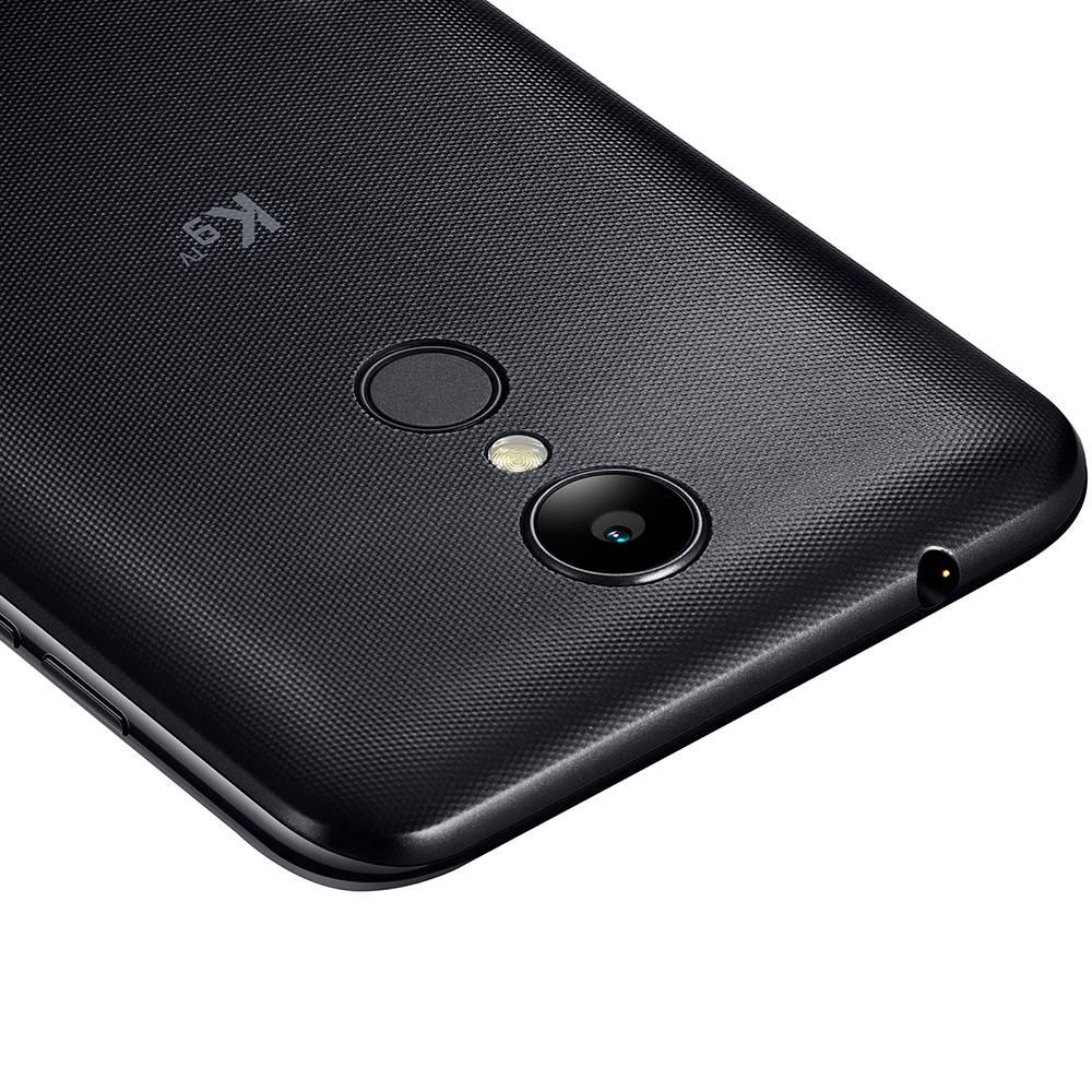 """Smartphone LG K9 TV Dual Chip Android 7.0 Tela 5"""" Quad Core 1.3 Ghz 16GB 4G Câmera 8MP - Preto"""