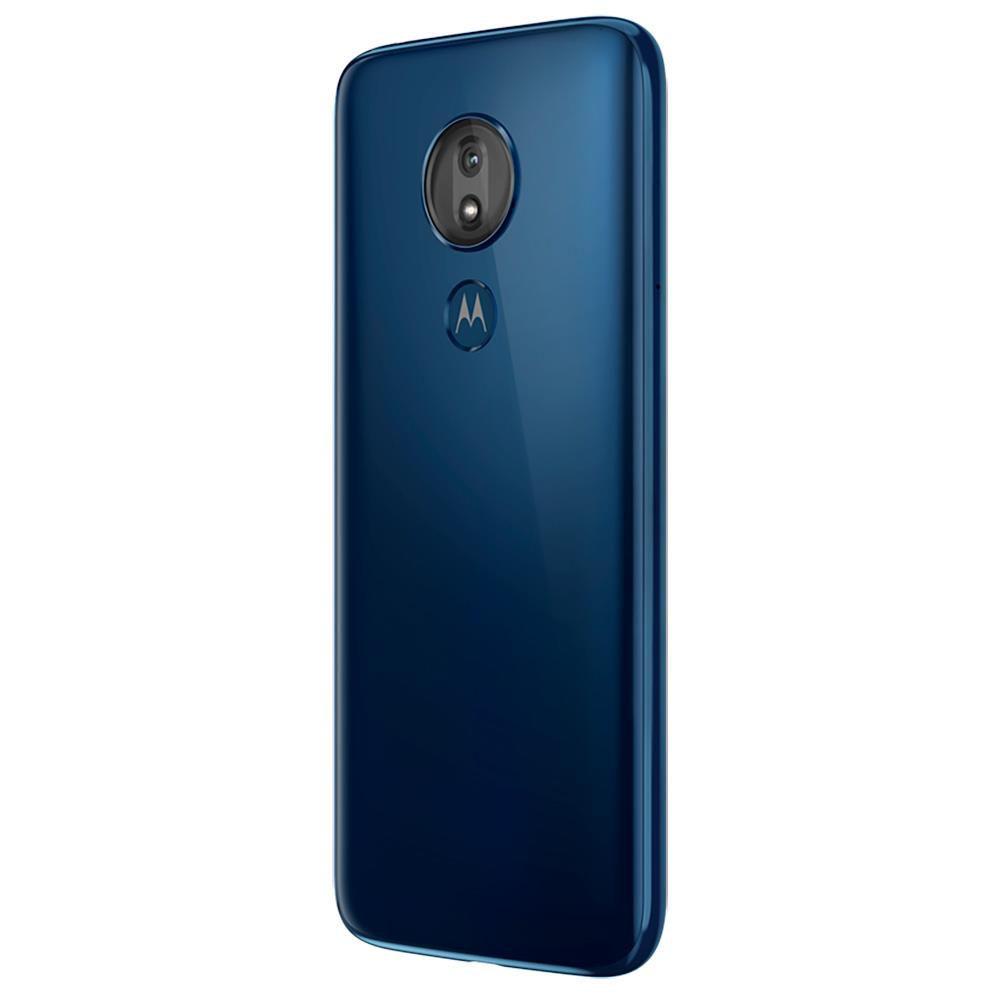 "Smartphone Motorola Moto G7 Power 32GB Dual Chip Android Pie - 9.0 Tela 6.2"" 1.8 GHz Octa-Core 4G Câmera 12MP - Azul"