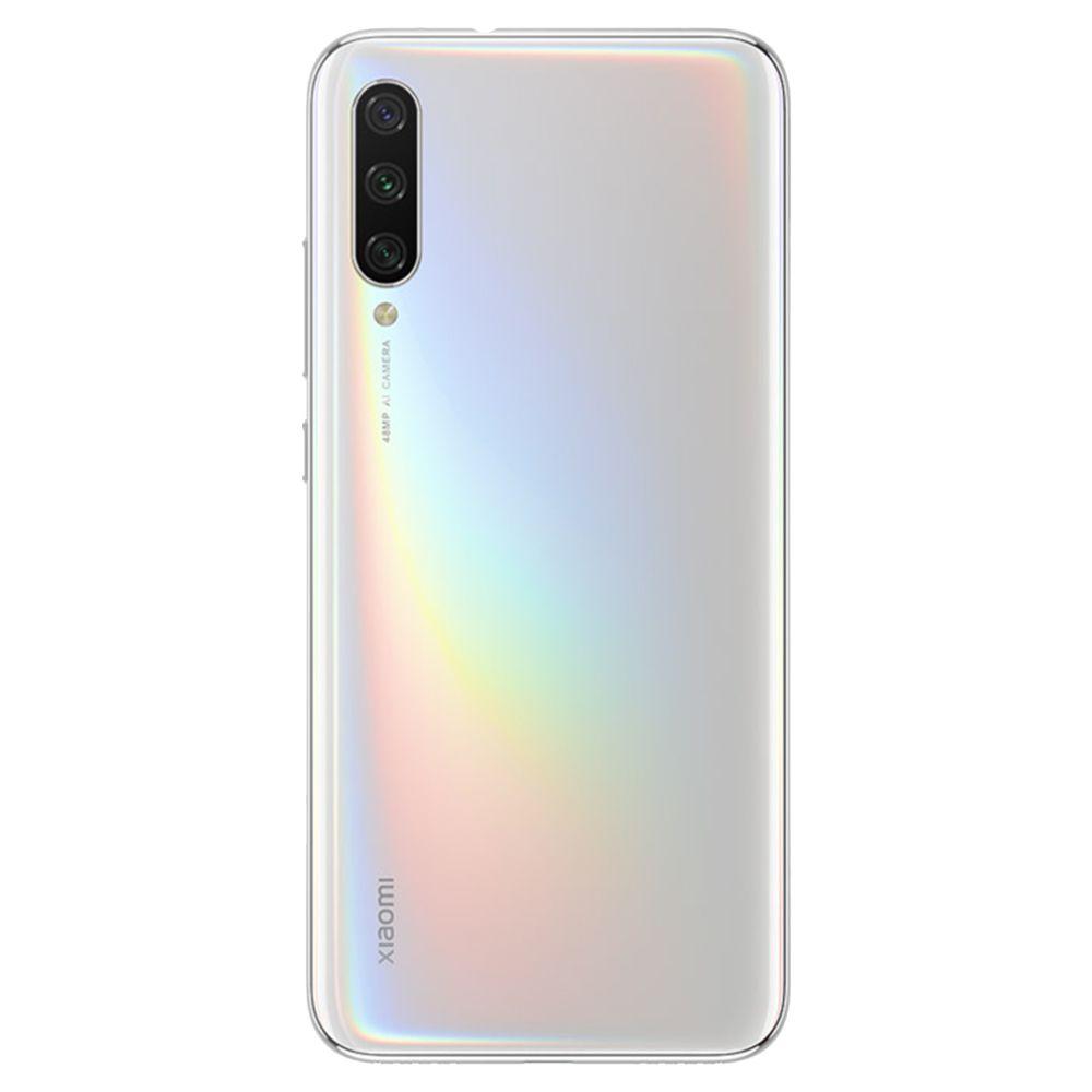 """Smartphone Xiaomi Mi 9 Lite 64gb 6gb Ram Dual Tela de 6.39"""" 4G Câmera Tripla de 48+8+2 Versão Global - Branco"""