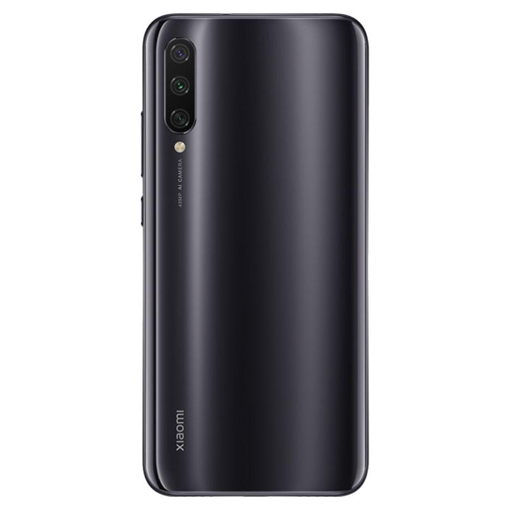 """Smartphone Xiaomi Mi A3 128gb 4gb Ram Dual Tela de 6.08"""" 4G Câmera Tripla de 48+8+2MP Versão Global - Preto"""