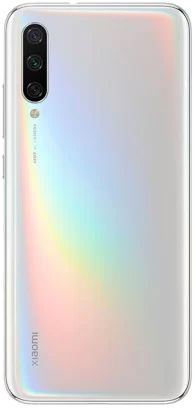 "Smartphone Xiaomi Mi A3 64GB 4GB RAM Tela 6.1"" Dual Chip Câmera Tripa de 48+8+2MP - Branco"