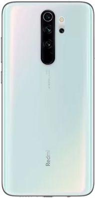 """Smartphone Xiaomi Redmi Note 8 Pro 128GB 6GB RAM Tela 6.5"""" Dual Chip Câmera Quádrupla de 64+8+2+2MP - Branco"""