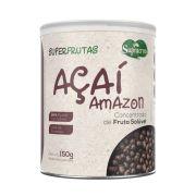 Açaí Amazon 150g - Zero Açúcar, adoçado com Stévia, Livre de corantes.