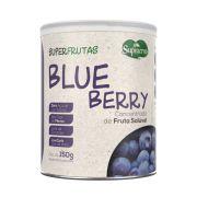 Blueberry 150g - Zero Açúcar, Adoçado com Stévia, Livre de Corantes, Low Carb