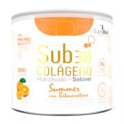 Colágeno Hidrolisado Solúvel - 200g - Sabor Laranja
