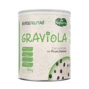 Graviola 150g - Zero Açúcar, Adoçado com Stévia, Livre de Corantes, Low Carb