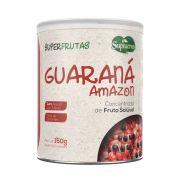 Guaraná Amazon 150g - Zero Açúcar, Adoçado com Stévia, Livre de Corantes