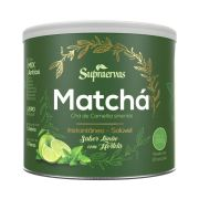 Matchá 200g - Sabor Limão c/ Hortelã