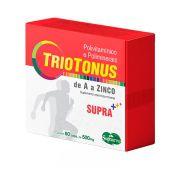 Triotonus Supra - Polivitamínico - 60 cápsulas